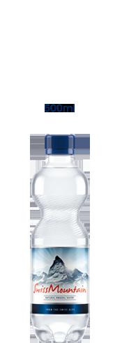SwissMountain 500ml water bottle