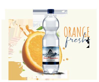 SwissMountain Orange Fresh Water